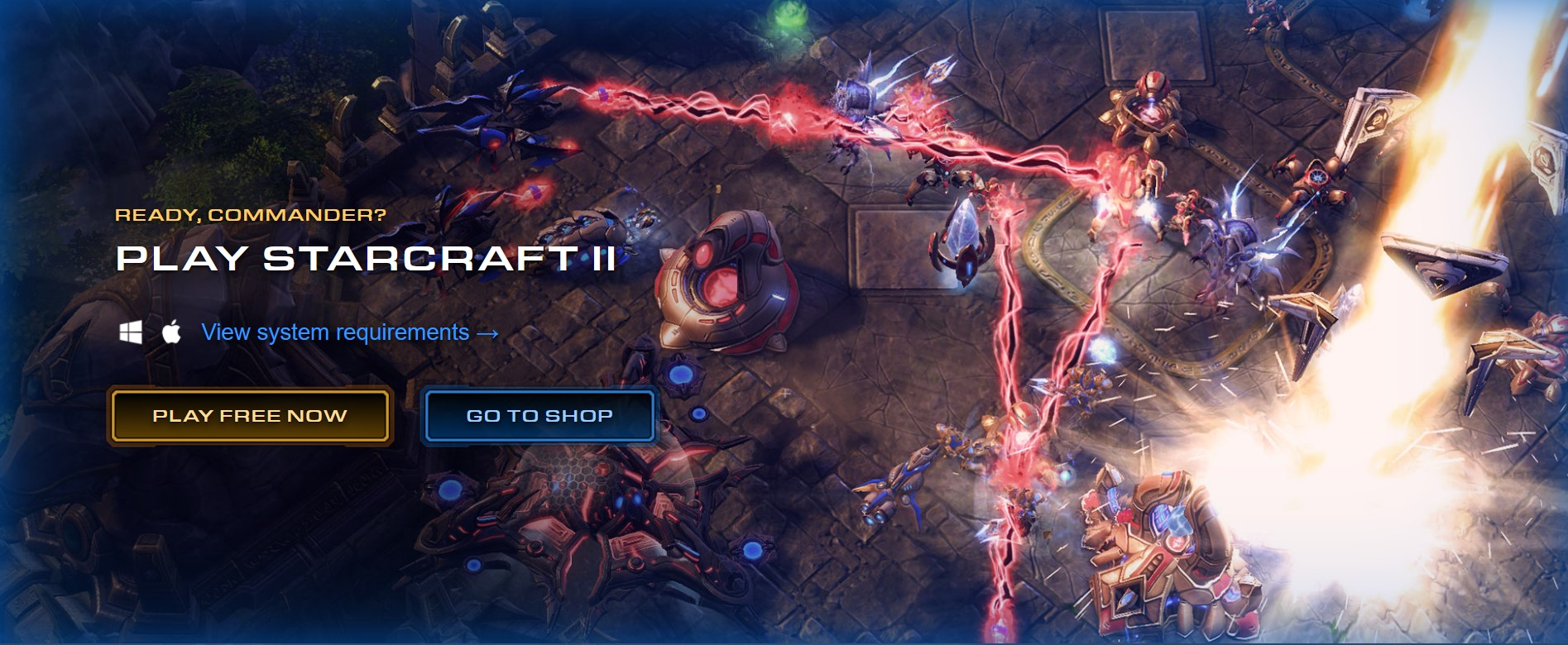 StarCraft Betting Sites