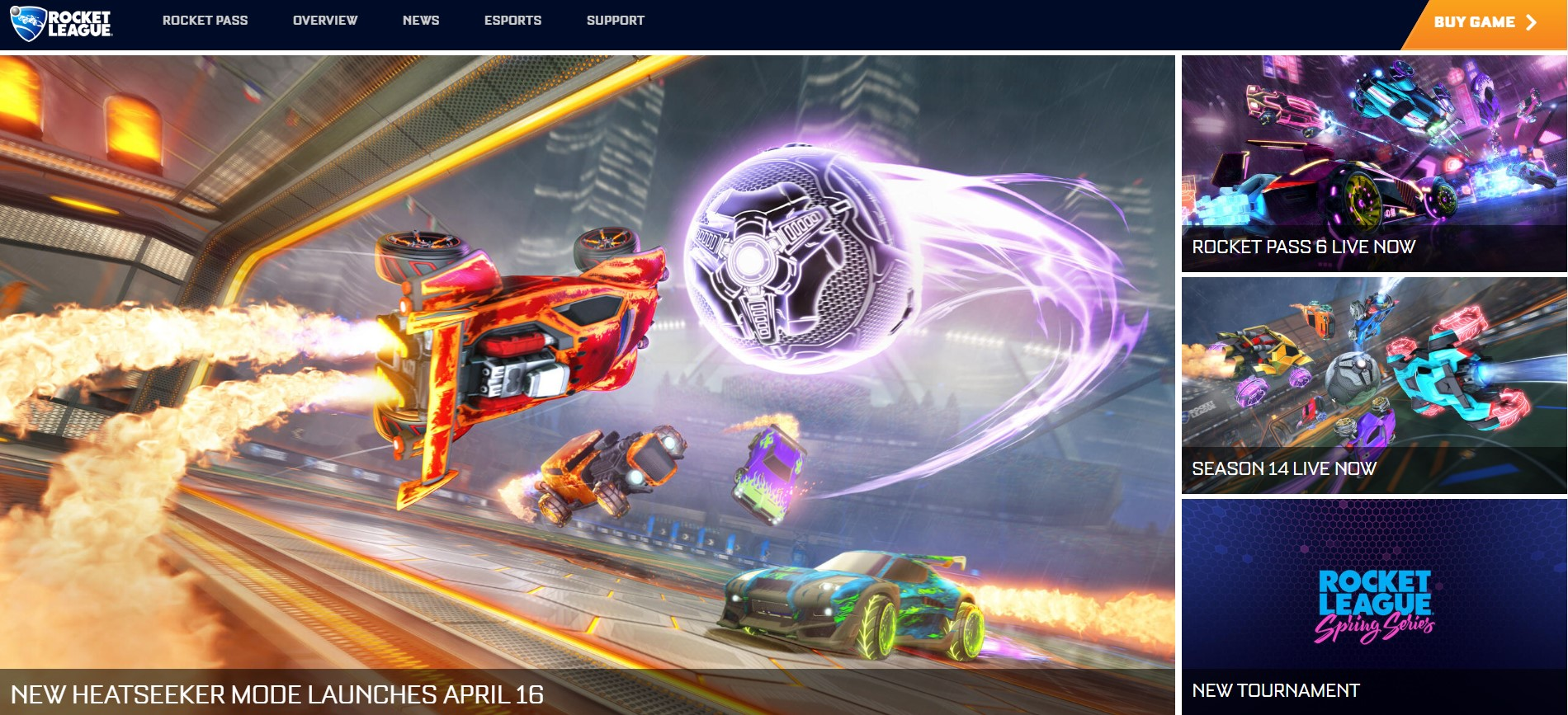 Rocket League Betting Sites