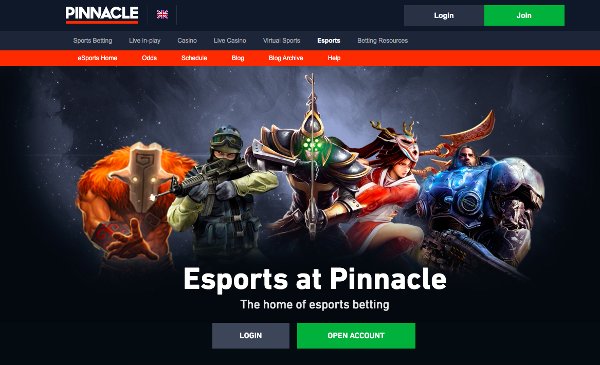 esports Pinnacle