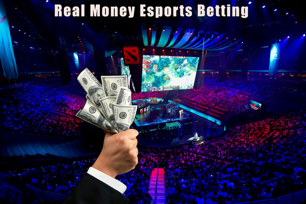 Real Money Esports Betting